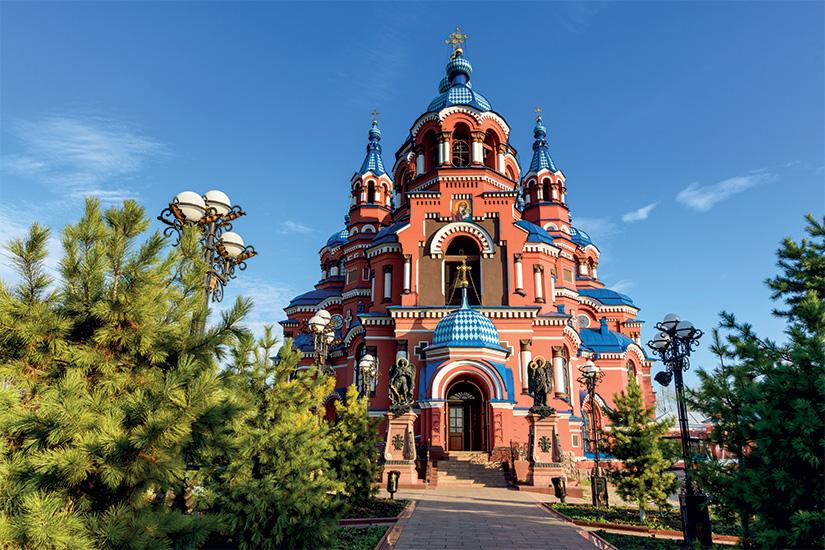image Russie Irkoutsk Cathedrale Notre Dame de Kazan 76 as_294785764