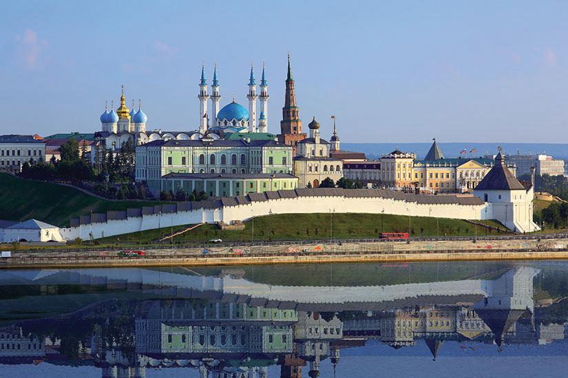 image Russie Kazan kremlin  fo