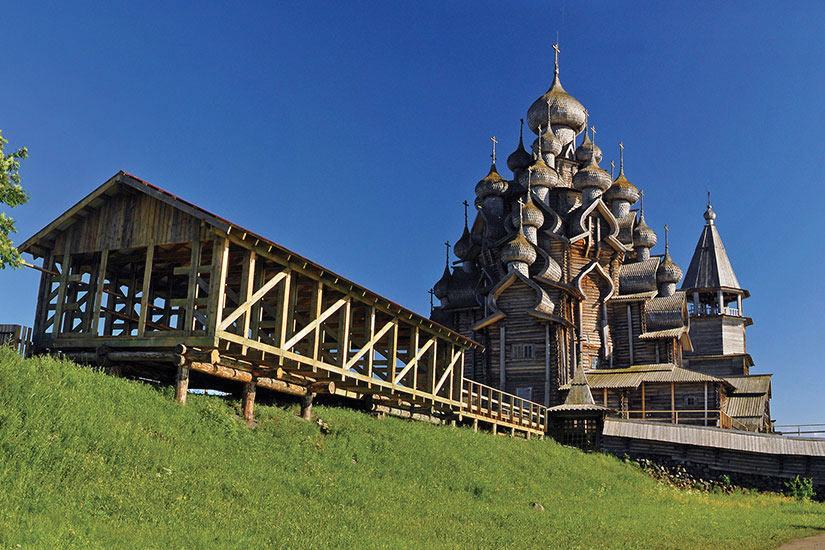 image Russie Kizhi Eglise  fo