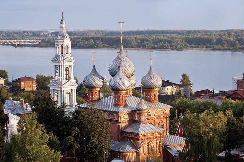 image Russie Kostroma Eglise Resurrection  fo