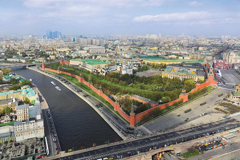 image Russie Kremlin Moscou  fo