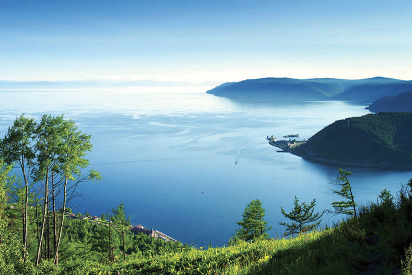 image Russie Lac Baikal  it