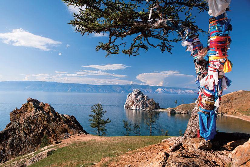 image Russie Lac Baikal Panorama  fo