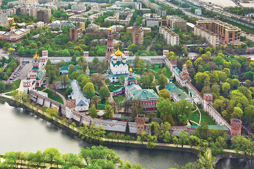 image Russie Moscou Novodievitchi  fo