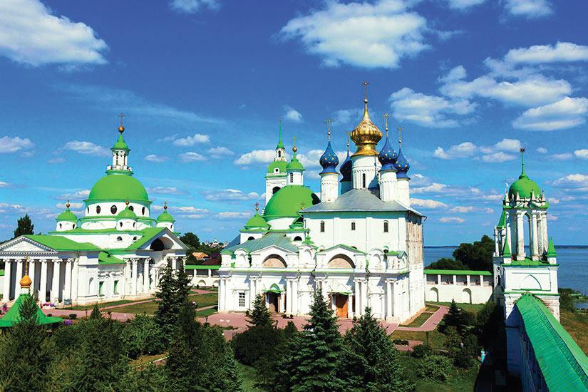 image Russie Rostov le Grand Ancien monastere  it