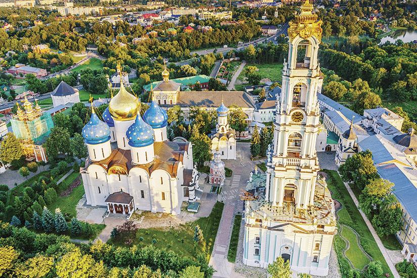 image Russie Serguiev Possad  fo