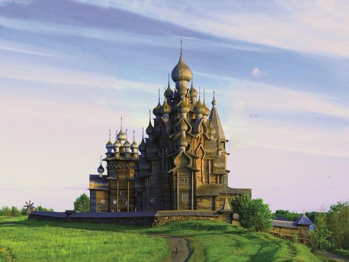 image Russie ile de kiji