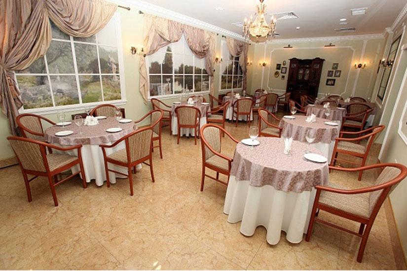 image Russie moscou hotel pushkin restaurant