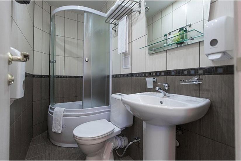 image Russie moscou hotel pushkin salle de bain
