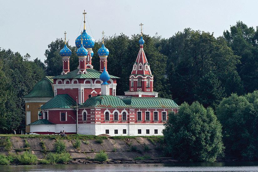 image Russie ouglitch eglise orthodoxe