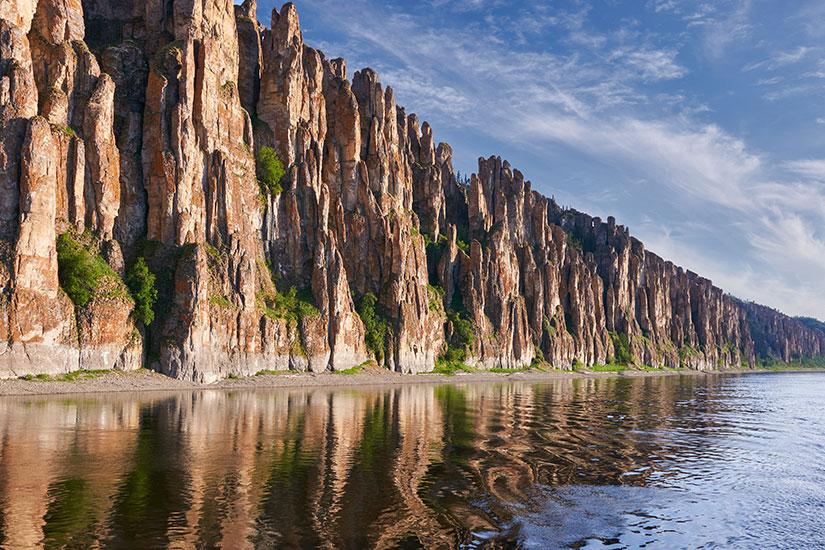 image Russie parc des colonnes de la lena it