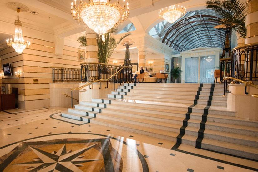 image Russie saint petersbourg hotel ambassador hall