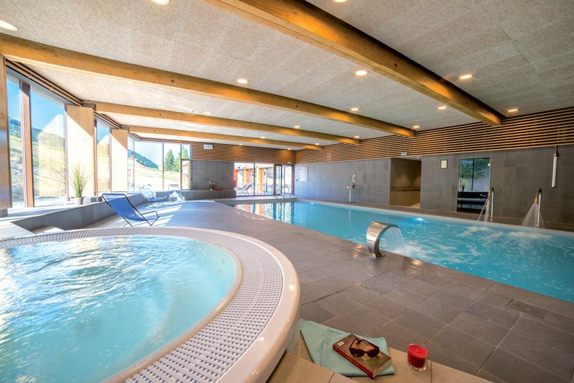 image Savoie la plagne les alpes montalbert village club cap vacances piscine 24 hotel_257