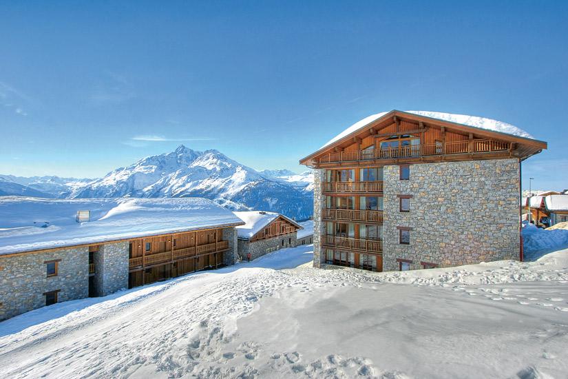 image Savoie la rosiere les eucherts les alpes residence les balcons de la rosiere 14 hotel_257