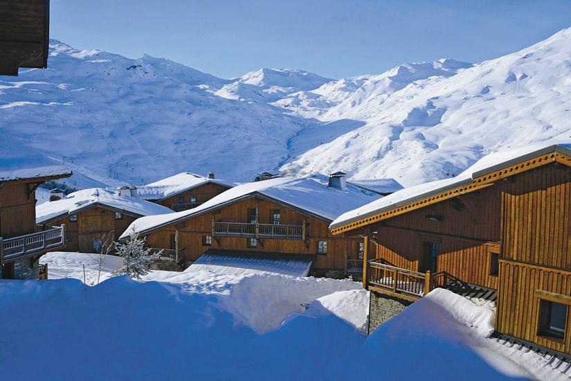 image Savoie les menuires les alpes reberty residence les chalets du soleil 49 hotel_257