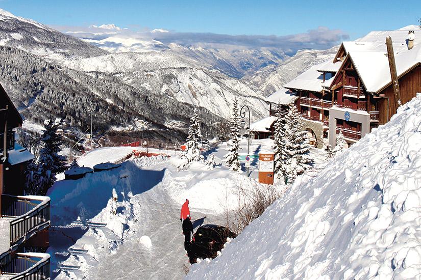 image Savoie valmeinier les alpes village club vvf villages 86 montagne_257