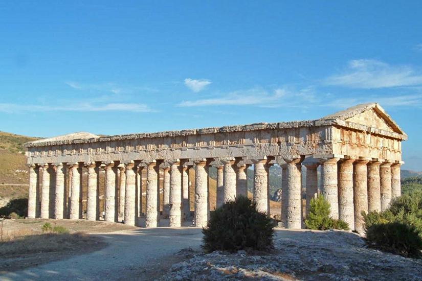 image Sicile Segeste