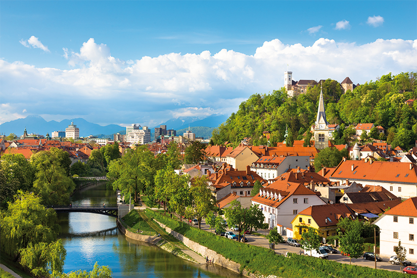 image Slovenie ljubljana