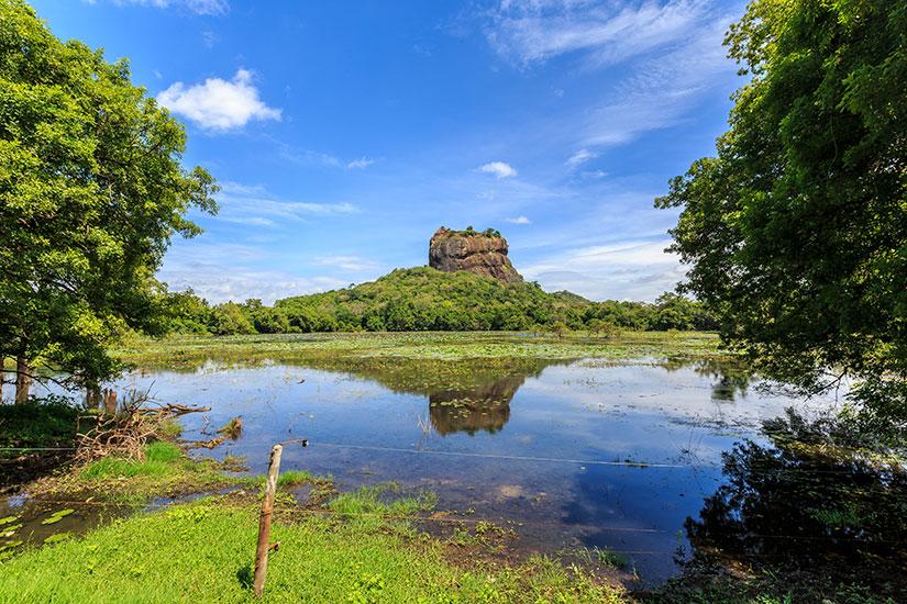 image Sri Lanka Sigiriya Lion Rock  fo