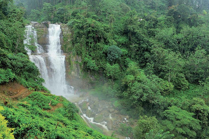 image Sri lanka Ramboda chutes  fo