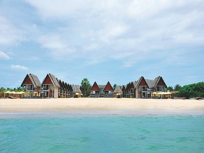 image Sri lanka colombo plage