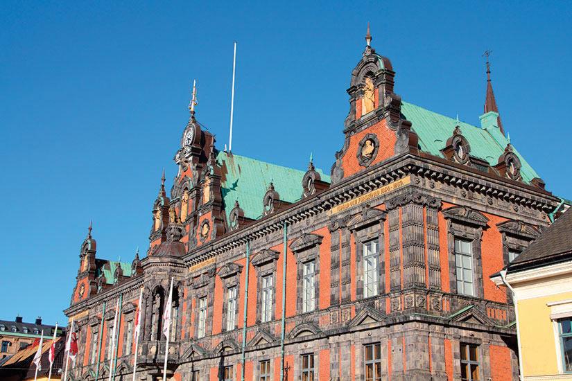 image Suede Malmo la mairie  it