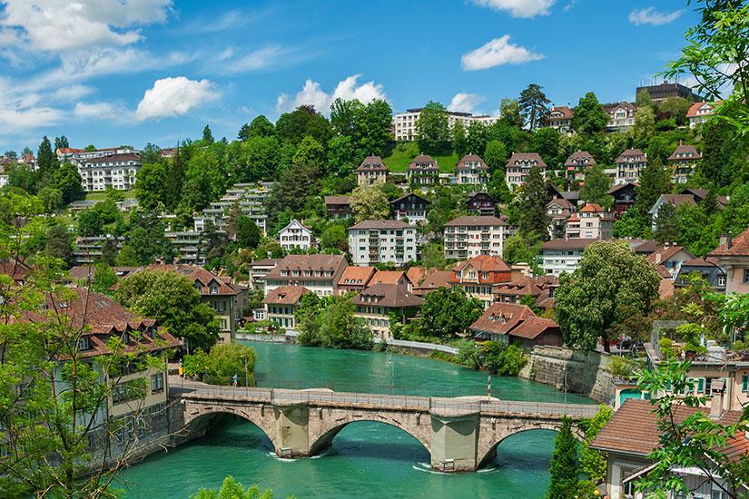 image Suisse Berne Petite ville  it