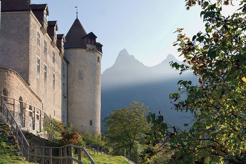 image Suisse Chateau Gruyeres  it