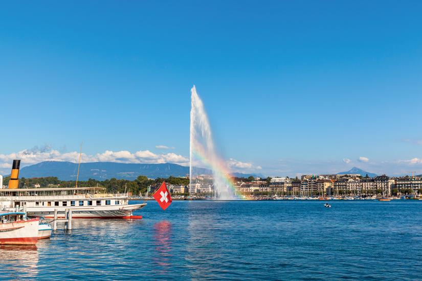 image Suisse geneve fontaine jet eau arc en ciel 45 as_91959294