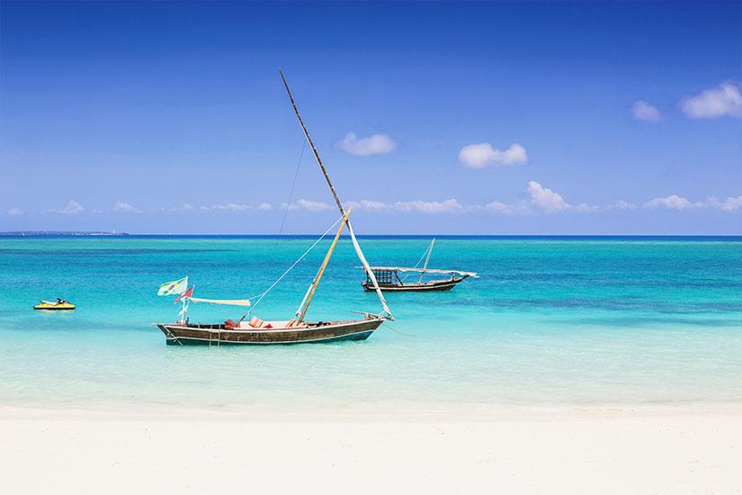 image Tanzanie Ile Zanzibar plage  fo
