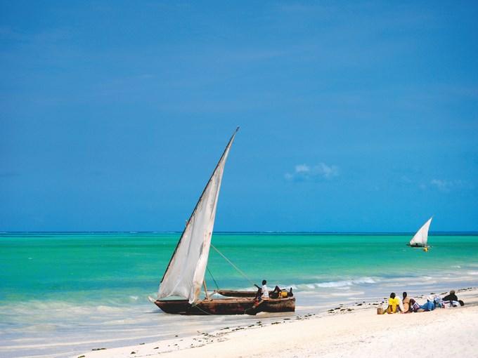 image Tanzanie zanzibar plage