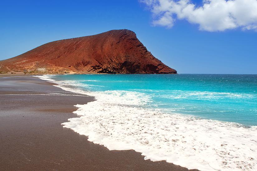 image Tenerife plage