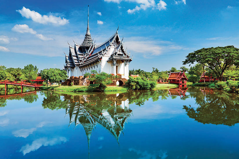 image Thailande Bangkok Sanphet  fo