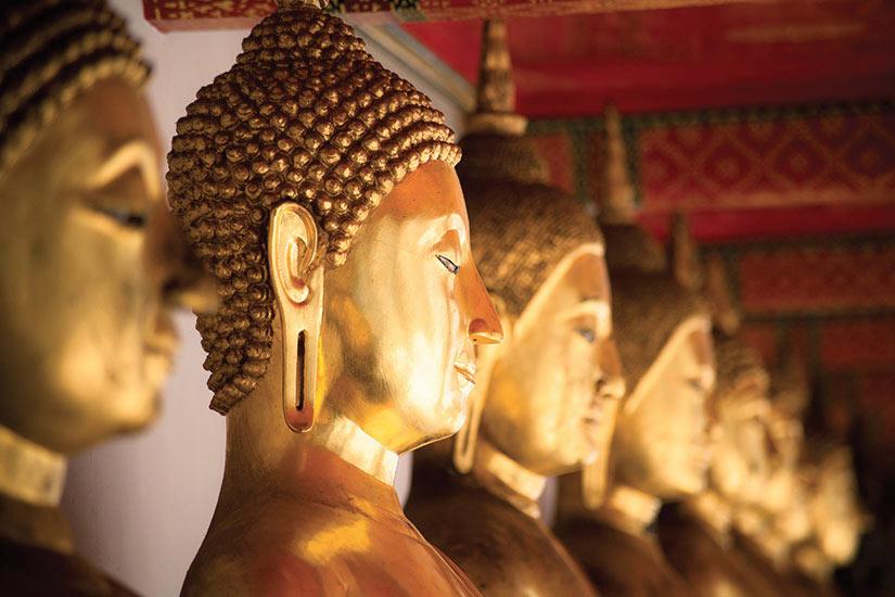 image Thailande Bangkok Wat Phra Keo  it