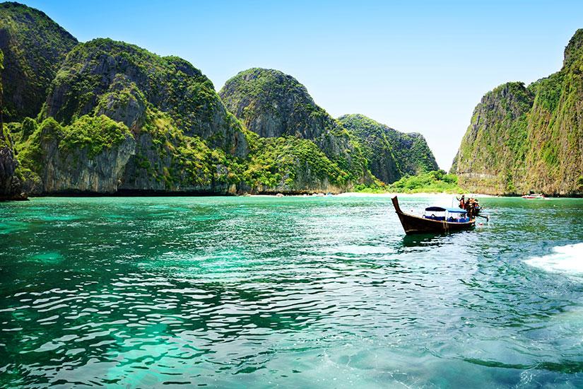 image Thailande Phuket plage  it