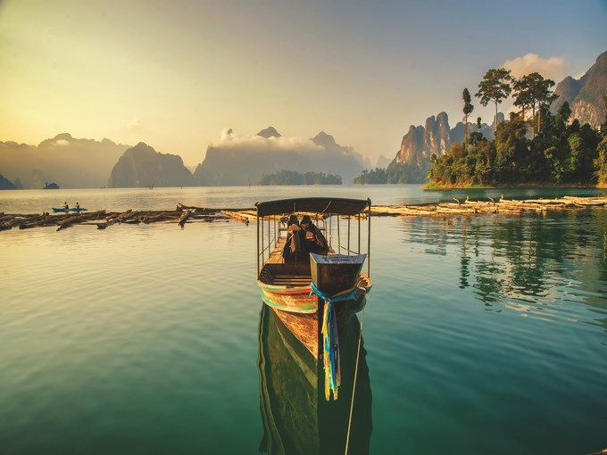 image Thailande phuket rivage