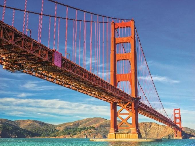 image USA san francisco golden gate