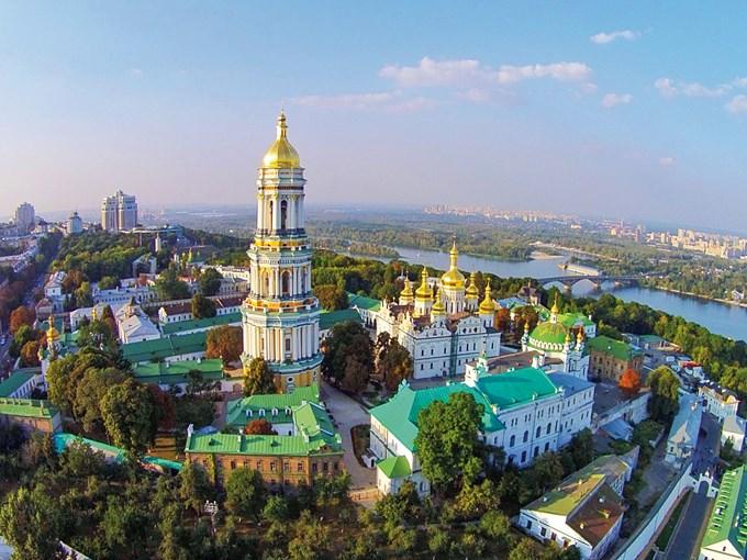 image Ukraine kiev laure kievo petchersk