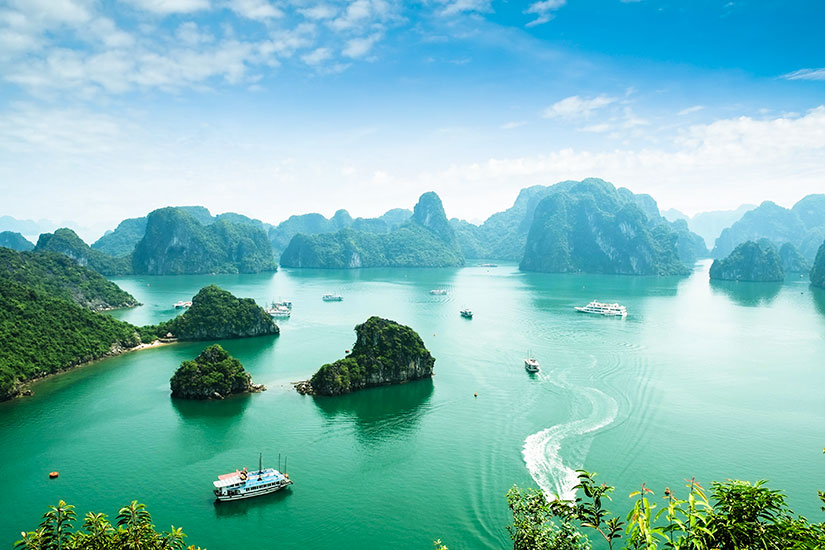 image Vietnam Halong Bay  it