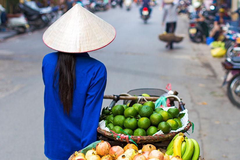 image Vietnam Hanoi Marchand  it