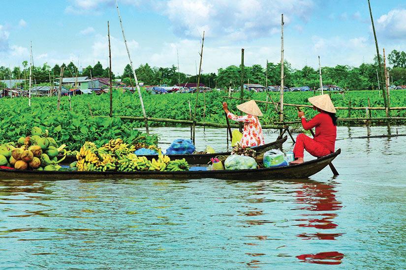 image Vietnam Marche flottant  fo