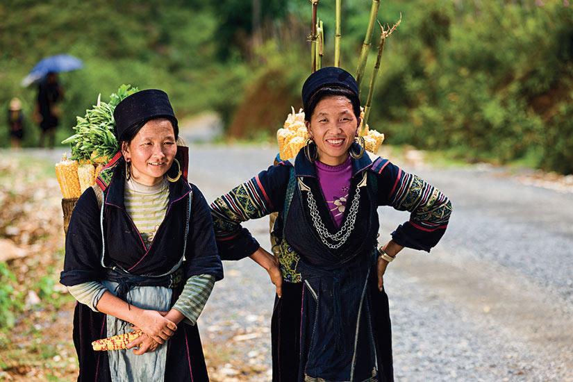 image Vietnam Sapa Femmes vietnamiennes  it