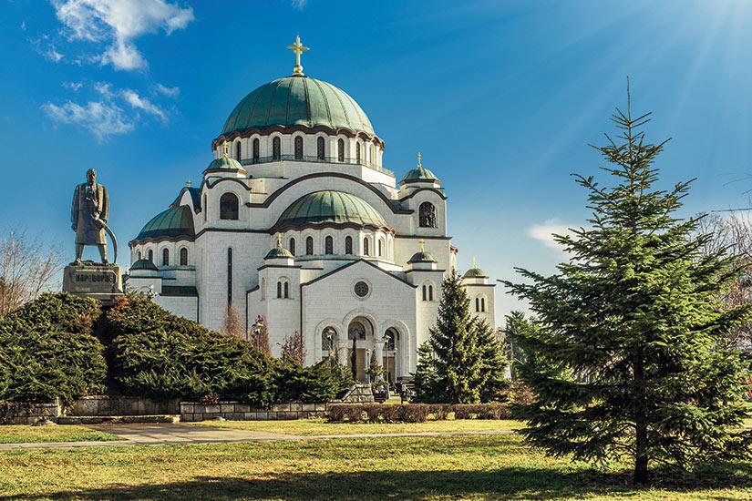 image Yougoslavie Belgrade (Beograd)  fo