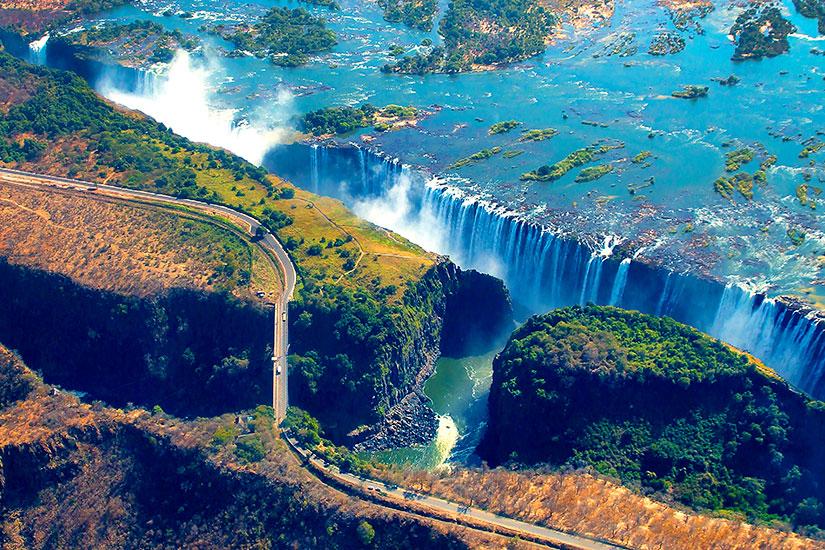 image Zambie Chutes Victoria  it