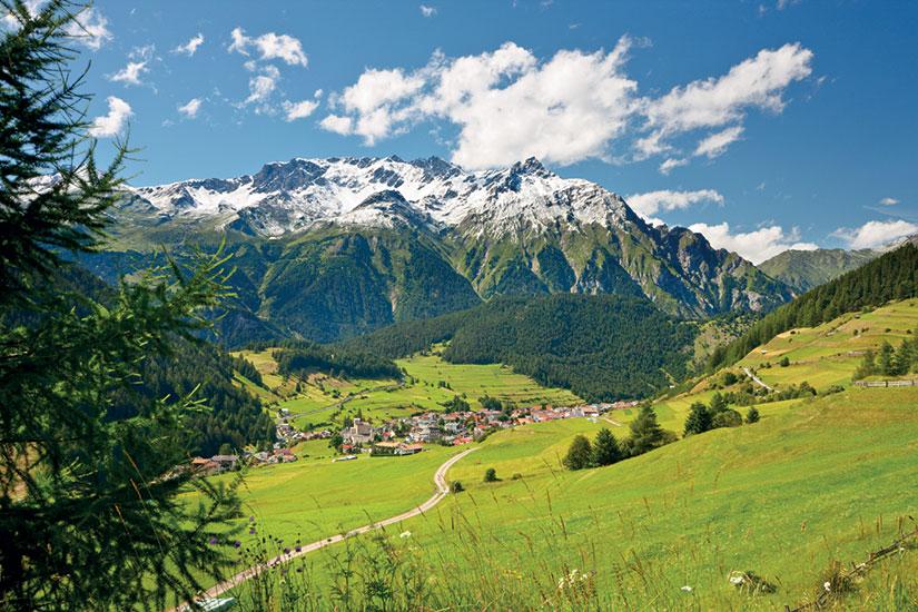 image autriche montagne autrichienne  it