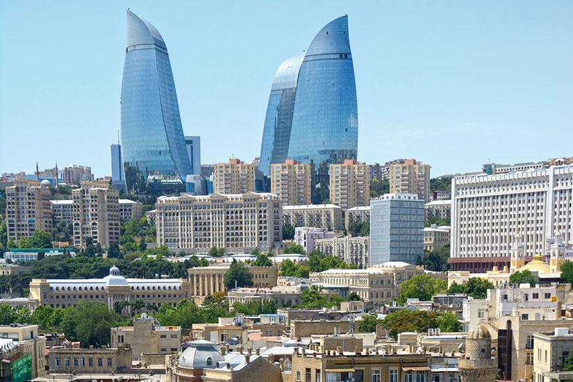 image azerbaidjan bakou vieille ville  it