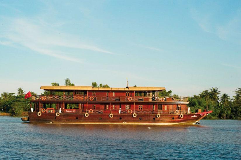 image bateau rivier