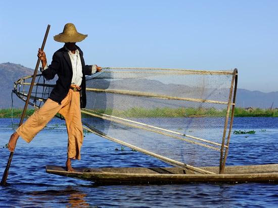 image birmanie lac indle