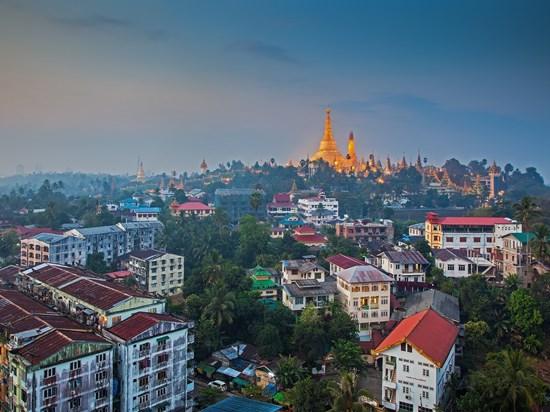 image birmanie yangon