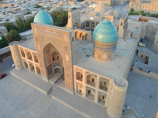 image boukhara ouzbekistan